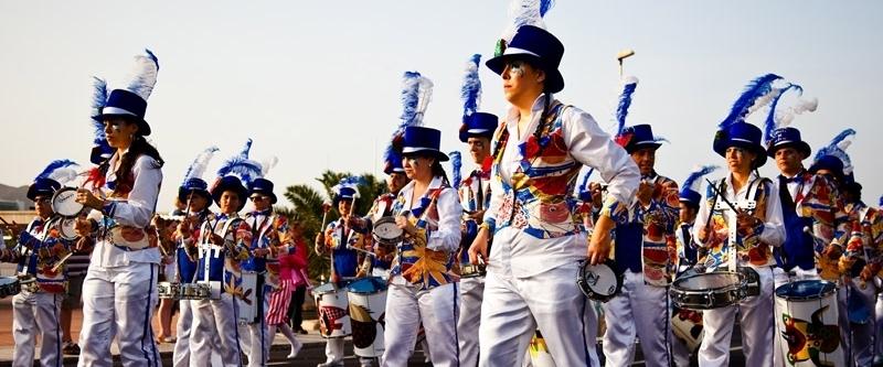 Resultado de imagen de carnaval teguise