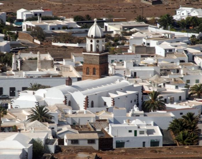 History of Villa de Teguise